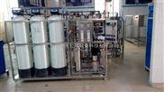 1000L/H-1立方每小时洁涵全自动带软化反渗透纯水设备
