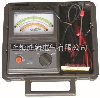(兆欧表)电子式指针绝缘电阻表
