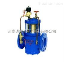 HCM43X过滤活塞式水力电磁控制阀