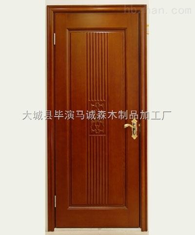 实木复合贴皮烤漆门工艺门