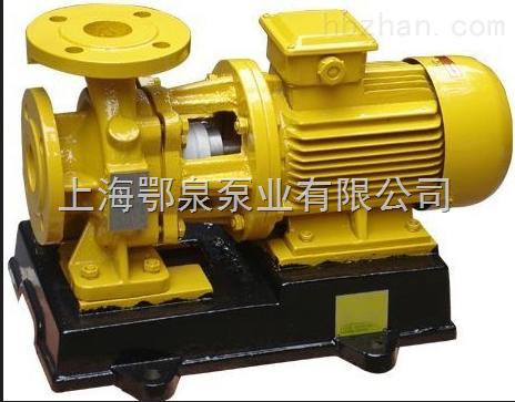 GBW型卧式耐酸离心泵