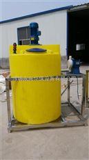 四川攀枝花二氧化氯发生器加药装置