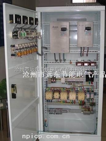 全自动换热机组变频控制柜