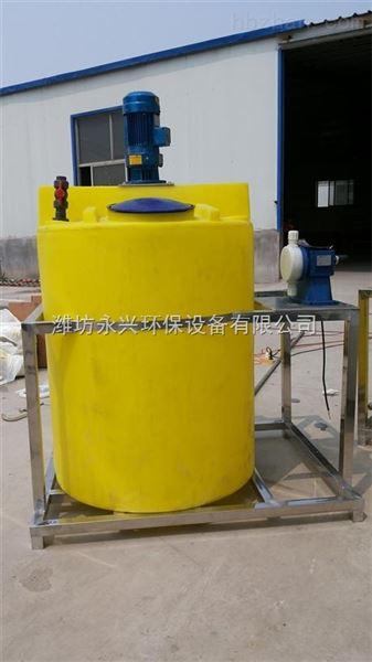 江西萍乡二氧化氯发生器加药装置