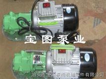 家用微型手提式齿轮油泵结构简单,维修方便--泊头宝图