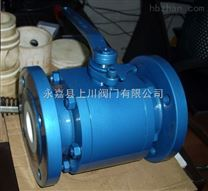 氧化鋁陶瓷球閥;氧化鋯陶瓷球閥