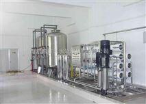 喷砂烤漆镀膜磷化生产线反渗透纯水机净水设备