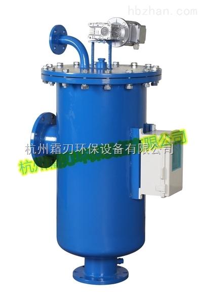 立式刷式自清洗过滤器供应