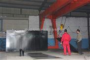 太原地埋式一体化污水处理设备石英砂过滤器自动反冲洗