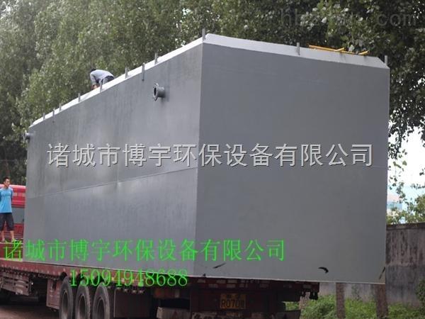 高速公路污水处理设备 价格低 质量优