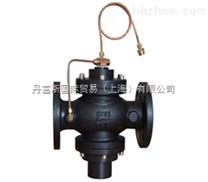 自力式壓差控製閥/自力式壓差平衡控製閥特點