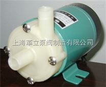 微小型塑料磁力泵