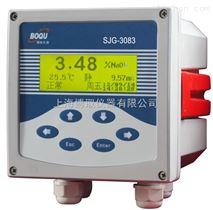 食品管道酸碱液浓度测定仪-工业酸碱浓度计上海博取仪器