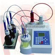 上海禾工AKF-2010V卡尔费休水分测定仪