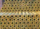 【供热管道岩棉保温管厂家】液体管道用岩棉管壳厂家价格
