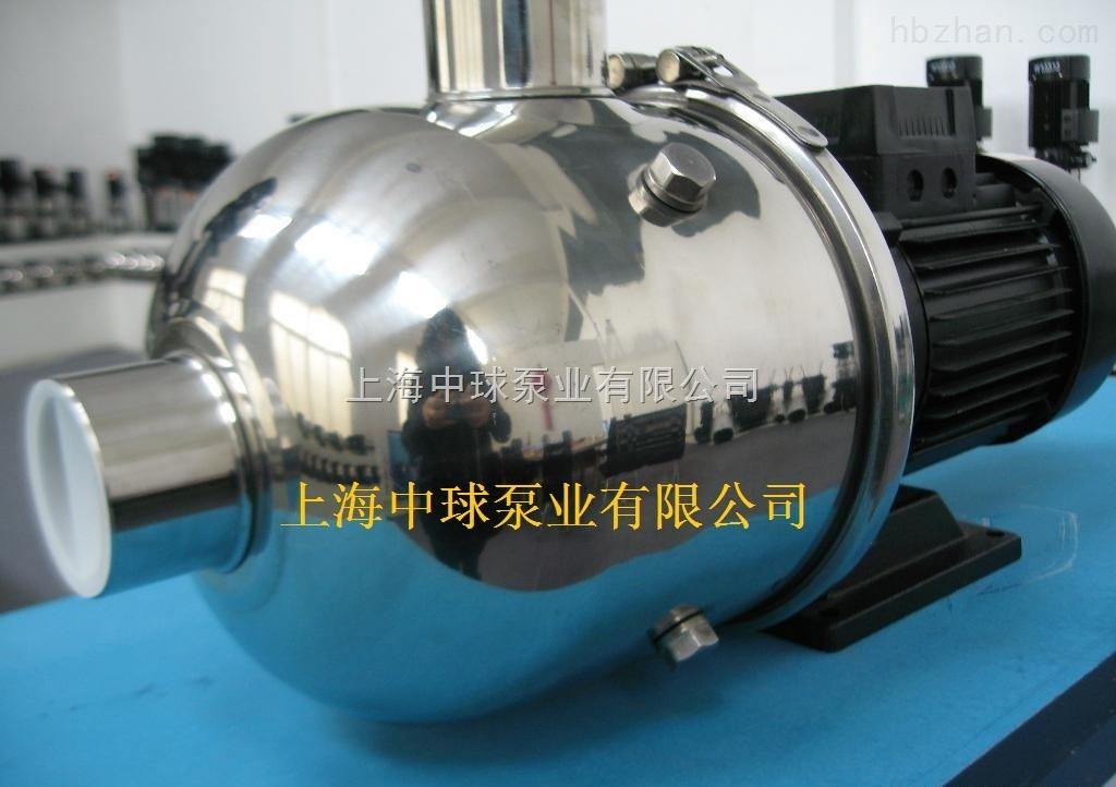 HLB轻型不锈钢离心泵