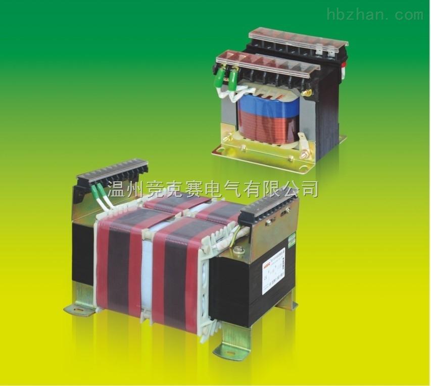 厂家直销数控机床专用纯铜jbk3-160va控制变压器