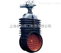 Z945X鑄鐵電動暗杆軟密封閘閥