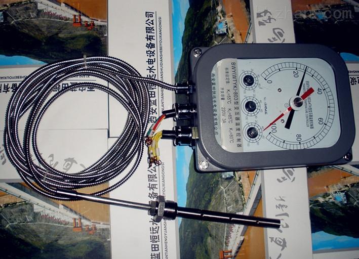 恒远温控专家-BWY-803A/802(TH)变压器油面温度指示控制器