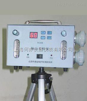 FC-4双气路粉尘采样仪