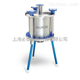 Meck Millipore 293mm不锈钢换膜过滤器