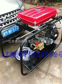 500公斤汽油高压水枪汽油机驱动500公斤高压水枪