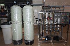2000L/H超滤设备小型自来水过滤设备