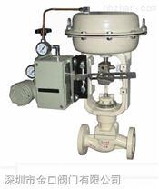 小口徑單座調節閥 產品KHLS