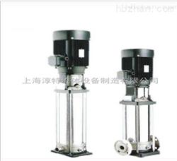轻型CDL/CDF立式多级泵