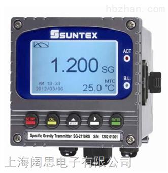中国台湾上泰水质分析仪SUNTEX工业在线PH/ORP控制器