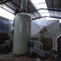 天津电镀厂喷漆废气净化塔效率/废气喷淋吸收塔