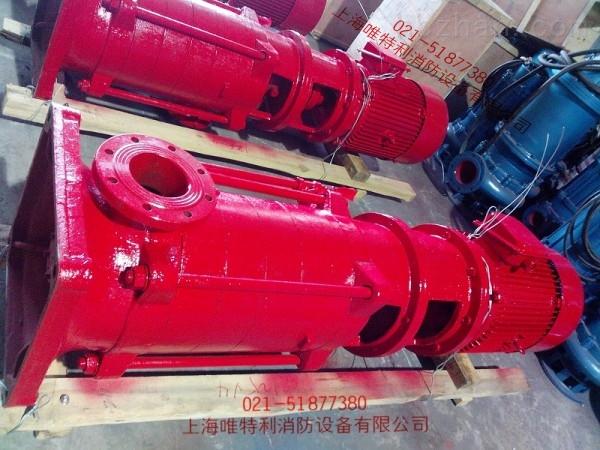 产品库 泵/阀/管件/水箱 泵 消防泵 dl dl立式多级消防泵图片