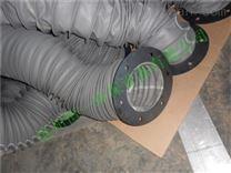 电厂粉煤灰输送伸缩布袋定做