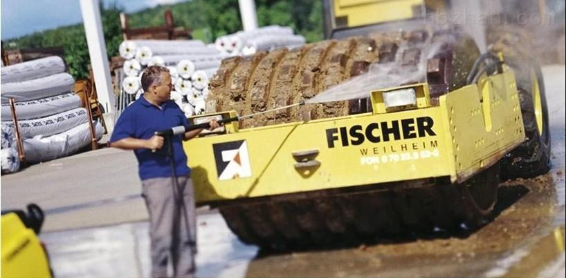 德国凯驰武汉代理热水高压清洗机