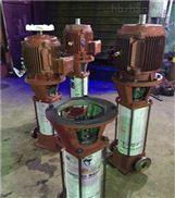 上海GDL立式多级管道离心泵供应