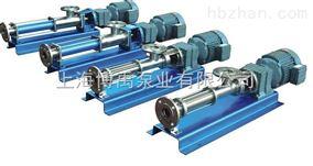 BYG不锈钢加药单螺杆泵