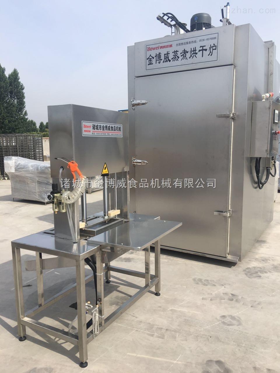 千叶豆腐除泡机器
