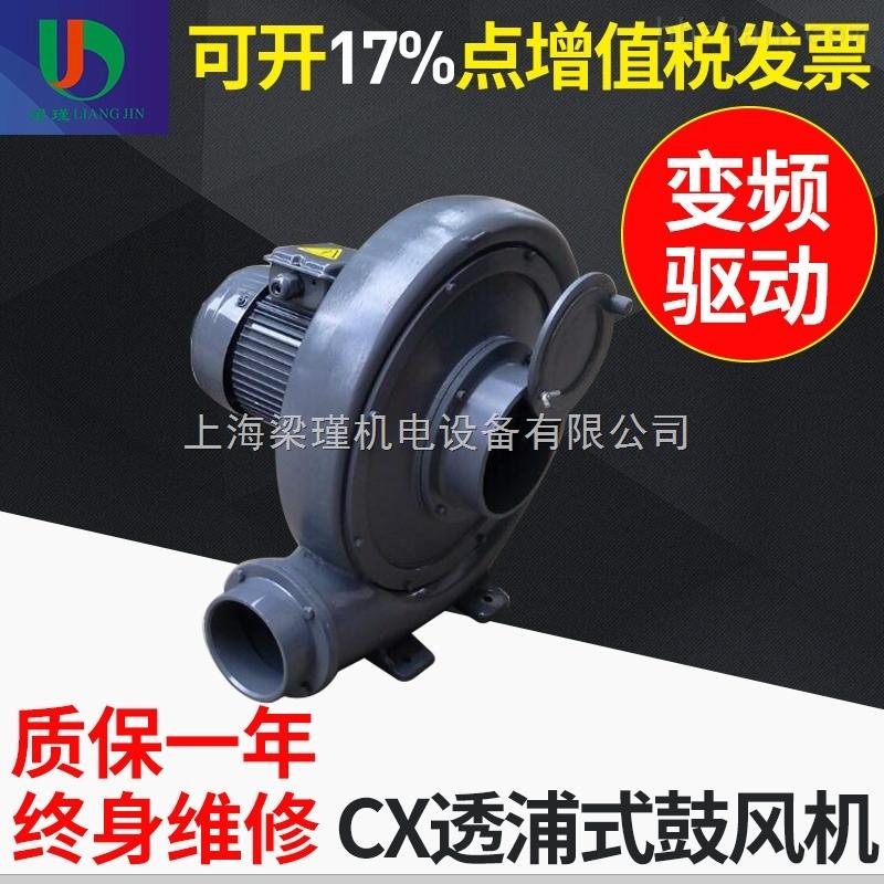 全风CX-150透浦式鼓风机