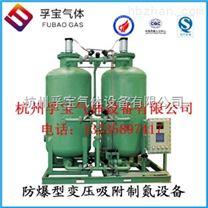 乳品行業製氮機貴州工業氮氣機鏈條爐專用蛋黃派製氮機