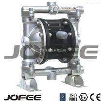 MK15(1.5寸)不锈钢304气动隔膜泵