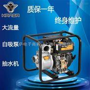 小型2寸柴油自吸水泵价格