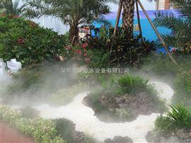 景观雕塑雾森工程