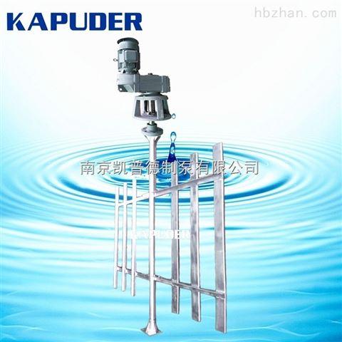 絮凝搅拌机 慢速框式搅拌器 立式搅拌器 jbk-600-2.2图片