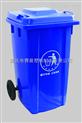 重慶供應240L可分類戶外塑料垃圾桶 環衛物業方形桶
