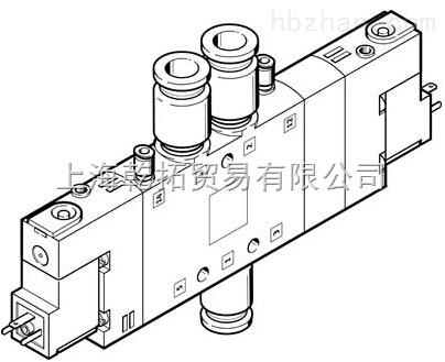 FESTOYBbet线上为你服务中文技术参数,CPE18-M2H-5/3GS-QS-8