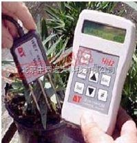 中西(LQS)土壤水份溫度鹽度測定儀 型號:BQ04-WET庫號:M176070