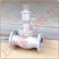 QDY421F-40CDN150大口徑液動燃氣緊急切斷閥