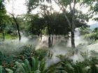 株洲水上乐园人造雾造景系统