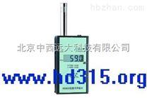 中西(LQS)數顯聲級計(40-130DB,2型) 型號:JH8-HS5633庫號:M322317