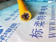 409E电动铲运机矿用双层聚氨酯卷筒电缆